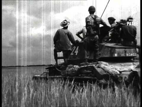 Operation Almonds - Indo-China AKA Indo-China Operation Almond (1951)