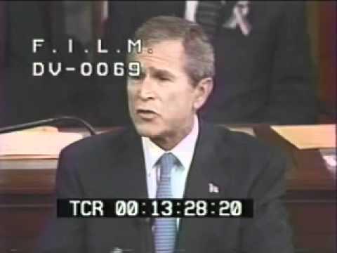 President Bush - War on Terror Speech
