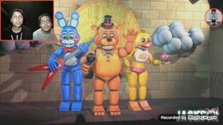 Just Gold Song FNAF Song Reaction / CAN I HAVE SOME GOLD PLEASE 😎