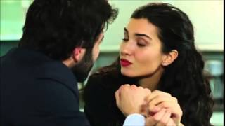 "Video Engin Akyürek   Tuba Büyüküstün Ömer & Elif Kissing is ""Ayip"" for the perfect couple download MP3, 3GP, MP4, WEBM, AVI, FLV November 2017"