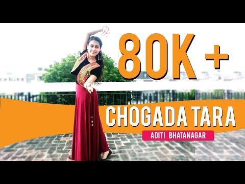 Chogada Tara | Loveratri | Dance Performance | Aditi Bhatnagar