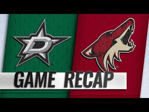 Galchenyuk, Kuemper lead Coyotes to 3-2 win