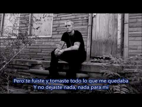 Stronger Than I Was - Eminem Subtitulado en español music