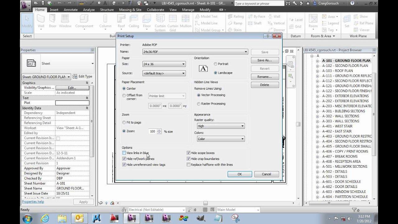PDF CREATOR REVIT 2014 PDF
