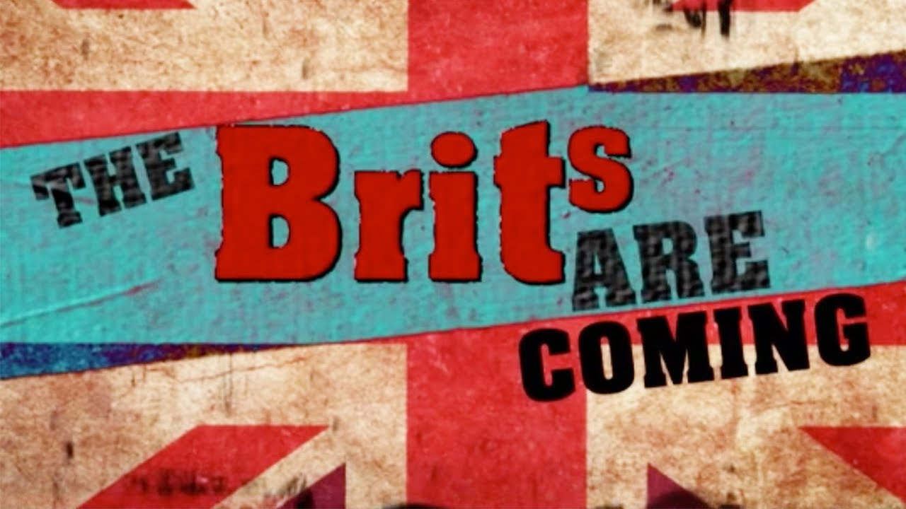 SOS Έρχονται οι Βρετανοί ( The Brits Are Coming) hd trailer grek subs