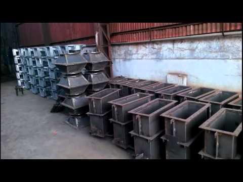 Tank and Transformer Fabrication Work by Shreeji Engineering Works, Vadodara