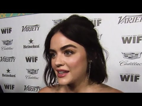 Lucy Hale Says a Pretty Little Liars Reunion is 'VERY Possible'