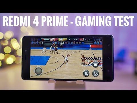 Xiaomi Redmi 4 Prime - Gaming Test