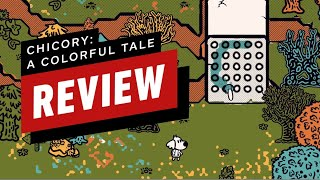 Chicory: A Colorful Tale Review (Video Game Video Review)