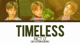 Nct U 엔시티 유 Timeless 텐데 Colour Coded Han Rom Eng