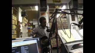 Benjamin Booker - live and unplugged from WTUL New Orleans basement