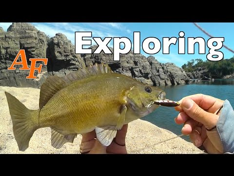 Exploring Broken River QLD Andy's Fish Video EP.331
