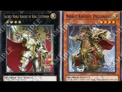 THESE NOBLE KNIGHTS CARDS ARE ACTUALLY GOOD ! But Do They Fix Them ??