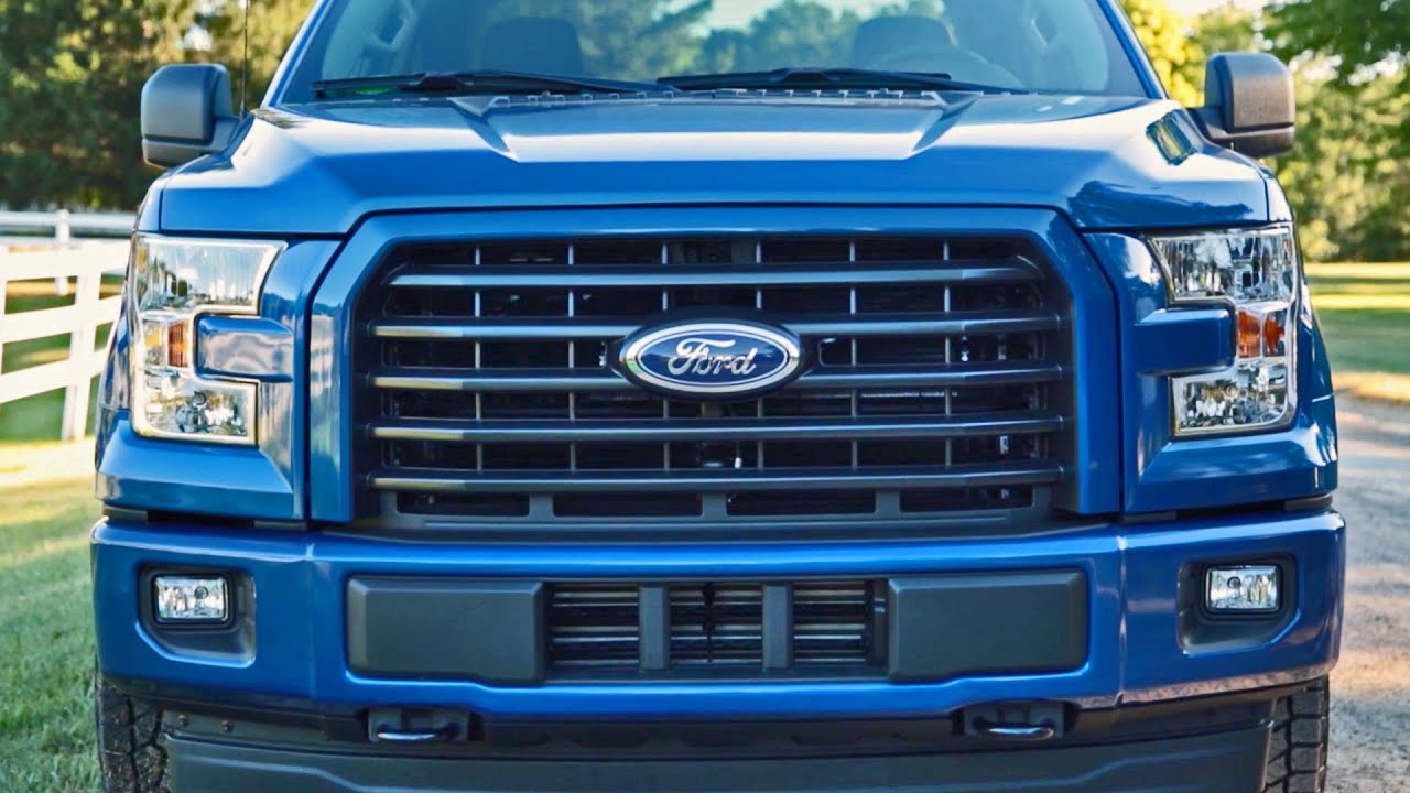 2017 ford f 150 with stx appearence package first look youtube. Black Bedroom Furniture Sets. Home Design Ideas