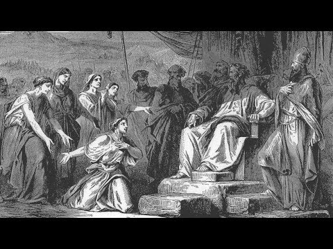 Atheist Sunday School #39 - Zelophehad's daughters (NUM 26-29)