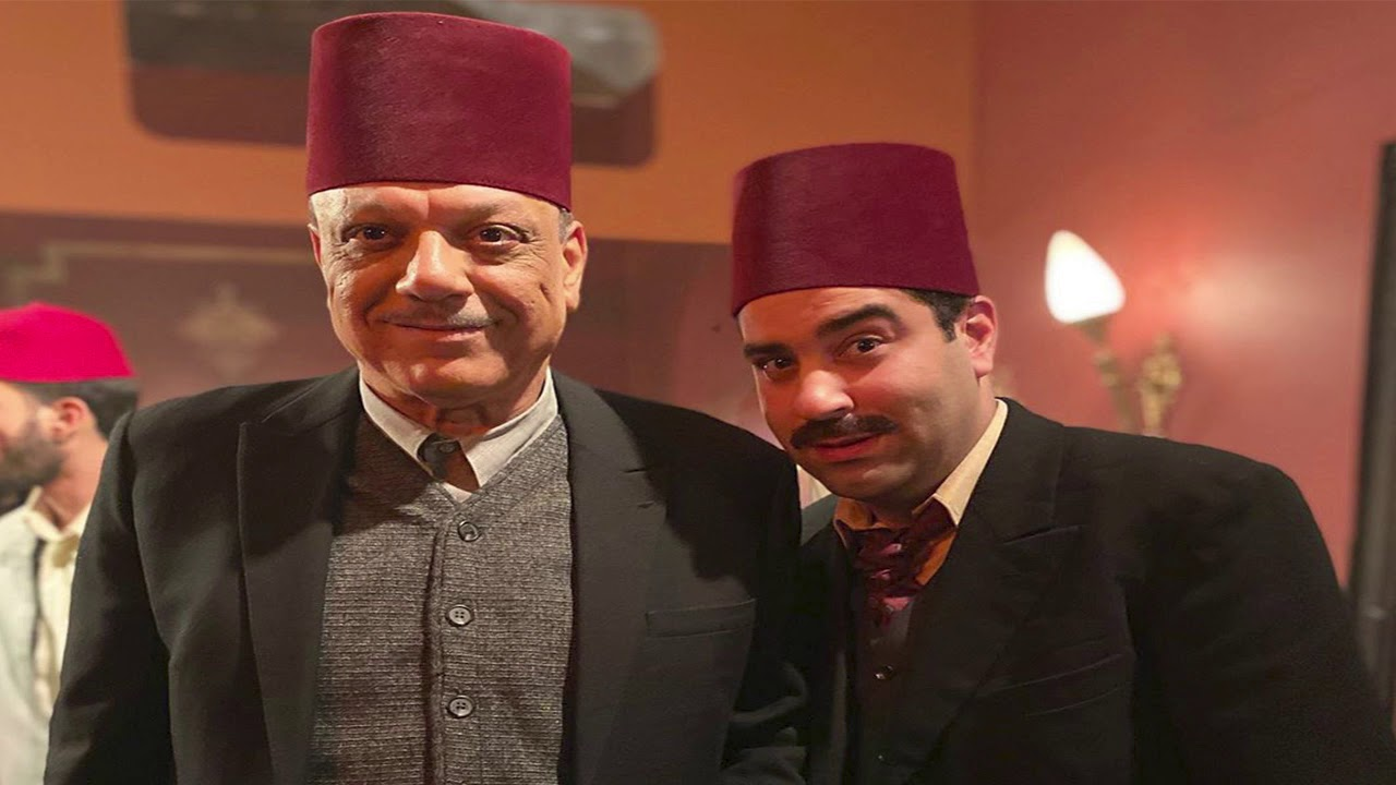 كواليس مسلسل قلب الذيب ومقاطع مسربة - رمضان 2020