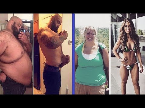 Amazing Before And After Weight Loss Pictures
