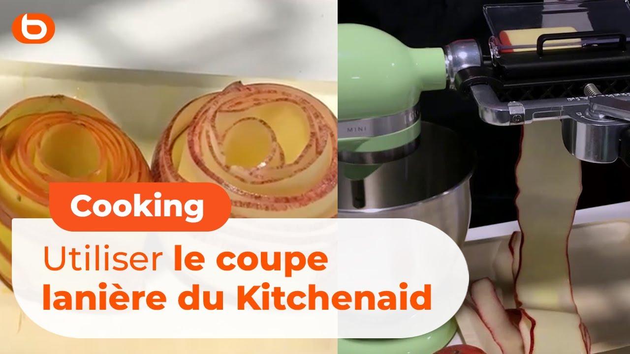 kitchenaid coupe lanieres boulanger