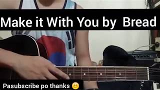 Make it With You by Bread Easy Guitar Chords Tutorial
