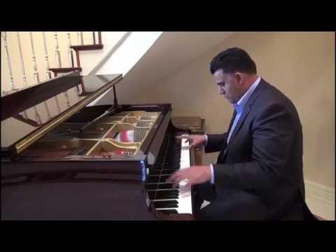 Hello Piano Mashup - Adele vs Lionel Richie
