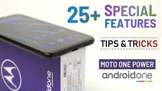 Motorola One Power Tips & Tricks | 25+ Special Features - TechRJ