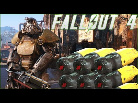 "Fallout 4 - ""INFINITE FUSION CORES"" Tutorial - NEW!!!"