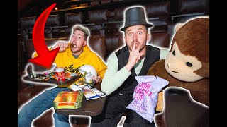 Best Ways To SNEAK SNACKS Into Movie Theater!