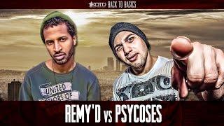 RemyD vs Psycoses