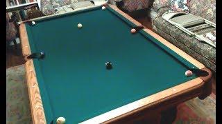 Pool (Billiard) Practice Drills - For Beginners - 2 Simple Exercises