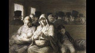 1 Honoré Daumier The Moral Gaze