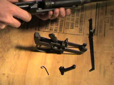 m2 carbine how it works M1 M2 Carbine Parts