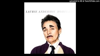 Laurie Anderson - Dark Time In the Revolution