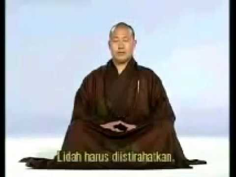 Shaolin Chan Buddhist Meditation by Grandmaster Shi De Cheng of Shaolin Temple in Songshan
