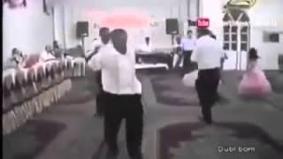 Азербайджанская Свадьба ))) прикол 2016 танцуют всеее