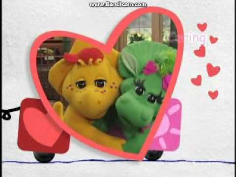 Opening To Barney Songs 2006 DVD