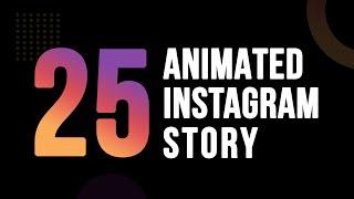 25 Animated Instagram Story ideas | ig story ideas | Adobe Creative Cloud