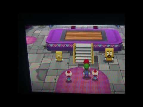Mario and Luigi Dream Team! [2] The Treasure of P'illo Castle!
