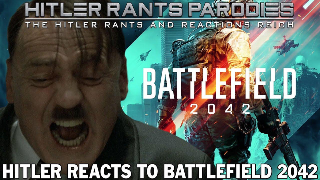Hitler reacts to Battlefield 2042