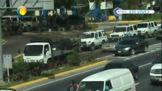 en vivo as estn los alrededores de plaza venezuela este martes 04 de abril