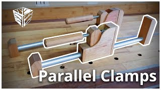DIY Parallel Clamps