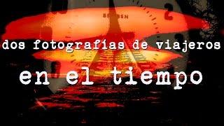 """Dos fotografias de """"viajeros en el tiempo"""" - Drossrotzank"""
