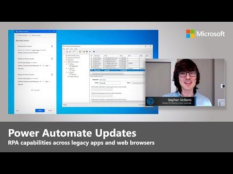 RPA Setup for Microsoft Power Automate Desktop
