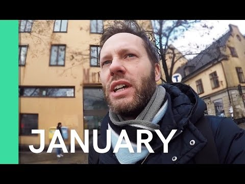 HELLO MONGOLIA - JANUARY 2018 Monthly favorites - Gothenburg, Mongolia, Montefjanton