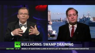 Bullhorns  Swamp Draining (CrossTalk)