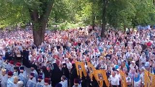 Православные Одессы вновь показали свое единство и верность канонической Православной Церкви