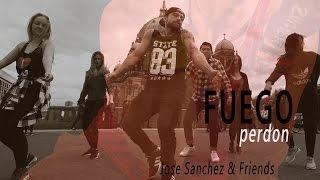 FUEGO - Perdon. Bachata Zumba Choreo