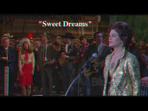 Sweet Dreams & Crazy Beverly D'Angelo Coal Miner's Daughter  1980