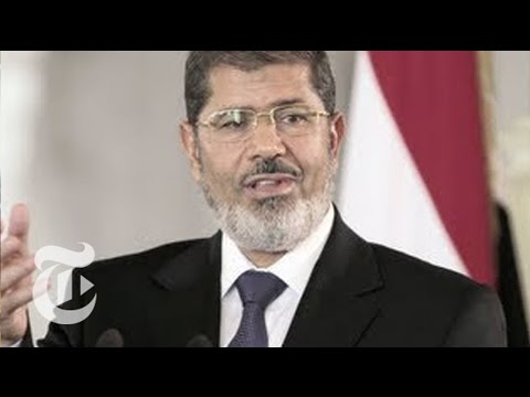 Mohamed Morsi of Egypt Interview Ahead UN Speech - TimesCast | The New York Times