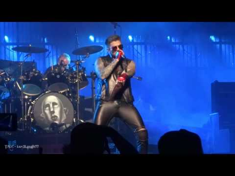 Q ueen + Adam Lambert - SCC - Prudential Center - Newark, NJ