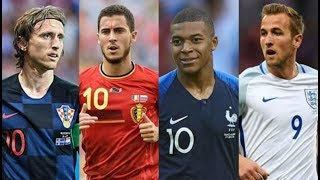 Những vòng bán kết World Cup toàn châu Âu - SỐNG CÙNG WORLD CUP 2018 SỐ 27